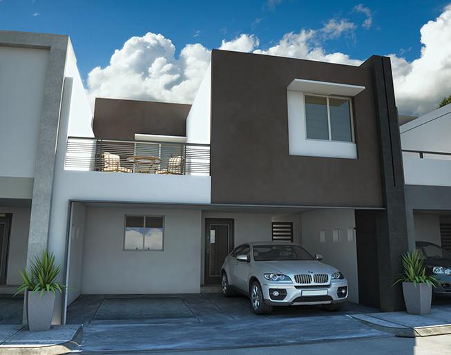Almería es un fraccionamiento en Apodaca con las casas más atractivas de la zona