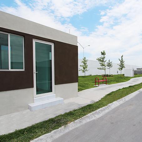 Casas en venta zona Ciénega de Flores en fraccionamiento Santa Lucía