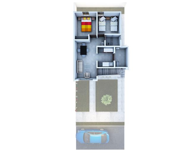 venta de casas Apodaca con facilidades de crédito para estrenar