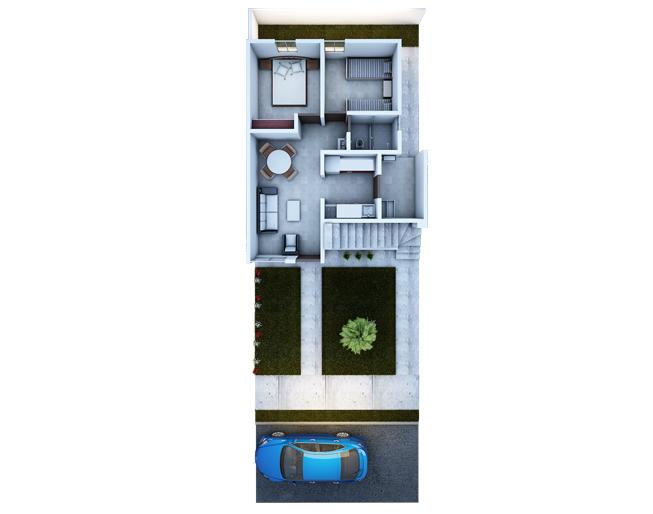 venta de casas apodaca con rápidas vías de acceso