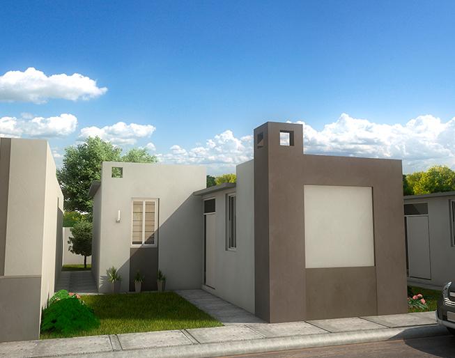 venta de casas Apodaca con acceso controlado