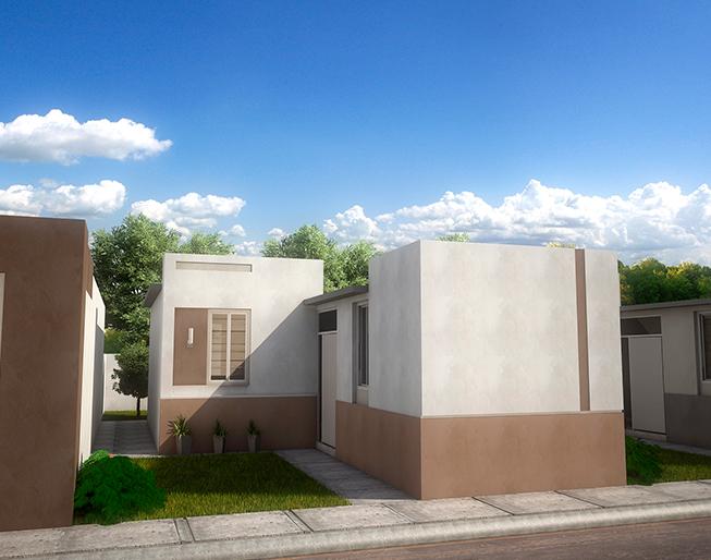 Estrena hoy una casa en Pesquería, Nuevo León