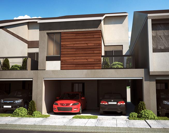 fraccionamientos en san nicolas con hermosas casas nuevas