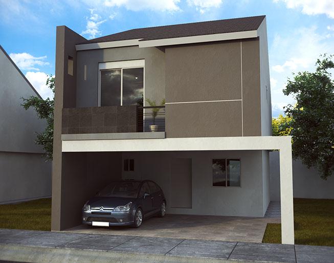 Casas privadas en fraccionamiento en Apodaca
