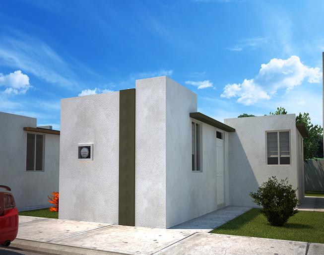 Casas en venta en Escobedo con credito Infonavit