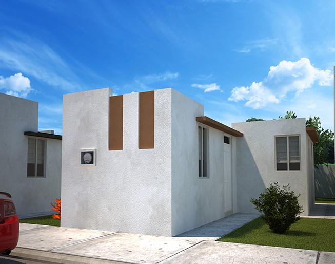 Casas en garcia, fraccionamiento Portal de lincoln en Nuevo León